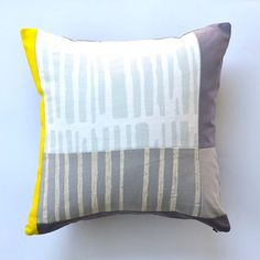 Watermill Pillow 14x14 now featured on Fab.