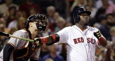 BOSTON. David Ortiz conectó su jonrón 536 de su carrera para empatar con Mickey…