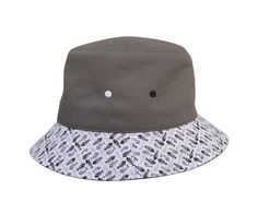Bucket Hat Fish