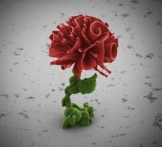 1 of 8 Tiny Sculptures You Can Only See With an Electron Microscope: Gizmodo.com