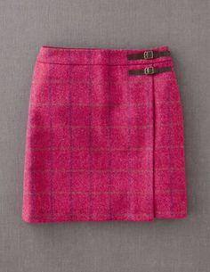 Boden Tweed Skirt