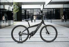Visiobike, the world's techiest e-bike