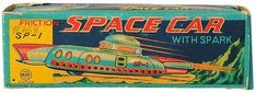 Letterology: Space-Age Packaging Design