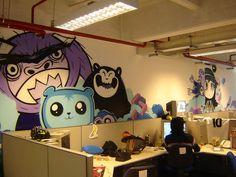 1. Cartoon Network, Atlanta, GA, USA – Cartoons Now that is office ...
