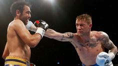 Record-breaker Ricky Burns would welcome rematch with Terence Crawford