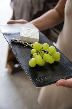 Tabla de quesos cerámica placa de Sushi de por 1220CeramicsStudio