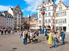 Römerbauten in Trier via trier turist inf.