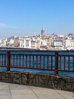 Istanbul, Galataturm