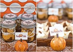 Modern Pumpkin Design For Entertaining — Celebrations at Home