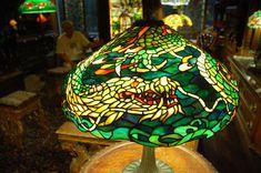 D&K 'DRAGON LAMP'