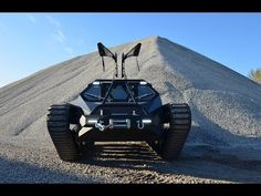 You Know You Want One: Ripsaw EV2 Extreme Luxury Super Tank [Video] - Geeks are Sexy Technology NewsGeeks are Sexy Technology News