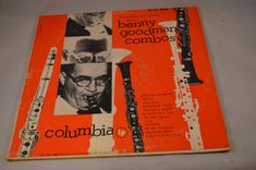 Vintage Record Benny Goodman: Combos Album by FloridaFinders