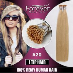 Direct Factory Soft Glue Stable Quality 100% Remy Human Hair i tip hair extensions kinky curly