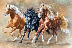 This site features the best artworks and paintings from artist around the world. Post your art works for free. Horse Artwork, Cool Artwork, Horse Drawings, Animal Drawings, All The Pretty Horses, Beautiful Horses, International Artist, Artist Gallery, Equine Art