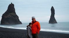 When to do Iceland with Kids: Reynisfjara sea stacks