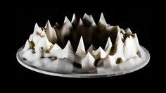 Lukasz Karluk holodecks 3D printing music sound sculpture design cults cults3D 3D file Zebra 1
