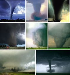 70 Viciously Twisted Tornadoes and Waterspouts