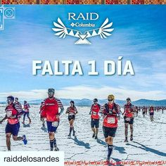 #Repost @raiddelosandes with @repostapp ・・・ Está llegando el gran día. Largaremos mañana, 5 de mayo, a las 9hs en la Estación Chorrillos.  Recomendamos leer las 3 cartas del evento junto al reglamento, comunicados en el pág. web oficial de la carrera: www.RaidAndes.com. Así estarán informados de todos los detalles de la gran aventura que emprenderemos juntos.  #RAID #RaidColumbia2017 #RaidColumbia #Raid #Columbia #Salta #Jujuy #Trail #TrailRunning #PortalDeLosAndes #Tumbaya #Purmamarca…