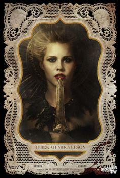 Rebekah - TVD - The Vampire Diaries: http://spotseriestv.blogspot.com.br/search/label/the%20vampire%20diaries