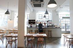 Lyle's London by Petite Passport #london #travel #restaurant