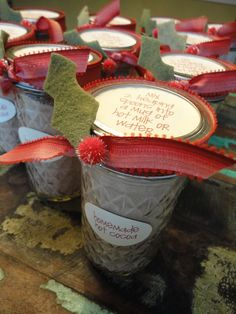 homemade hot cocoa | creative gift ideas & news at catching fireflies