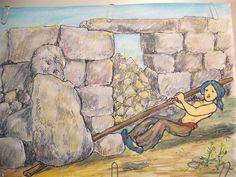 Ilustrace k Polopohádkám