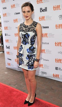 Só dá Emma Watson nos looks baphônicos! E como não amar essa menina, Brasil?