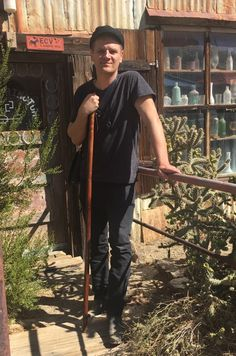 Western Author and Illustrator Lorin Morgan-Richards in Randsburg Ghost Town, CA. Ghost Towns, Westerns, Illustrator, Author, Photos, Writers, Authors