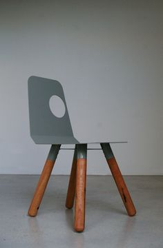 The Full Moon Chair by Justin Lamont
