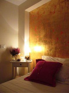 Decorazione pareti con Foglia D\'Oro - Decorazione giapponese su ...