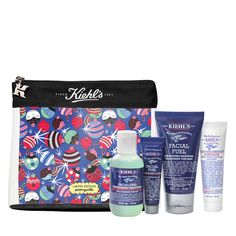 """""""His Facial Fuel Favourites"""" Mens Gift Set, , large"""