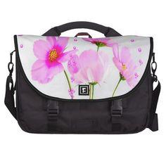 Gorgeous Floral Messenger Bag