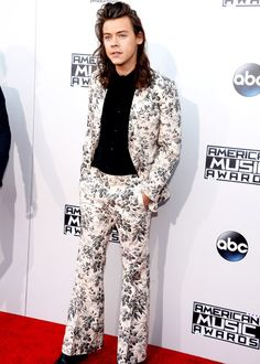 Harry Styles, AMA's 2015