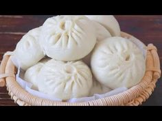 The pastry teacher teaches you to keep them soft! Chinese Deserts, Chinese Food, Chinese Recipes, Steam Cake Recipe, Bun Recipe, Steamed Cake, Steamed Buns, Sauce For Chicken, Breakfast Tea