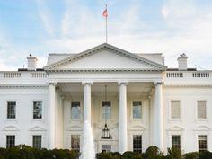 la Maison Blanche à Washington aux Etats-Unis
