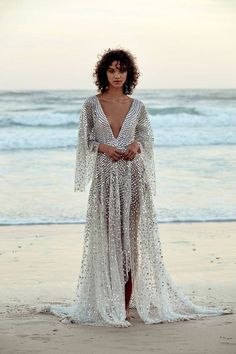Women's Chosen By One Day Toby Custom Embellished High/low Gown, Size - Metallic Wedding Dress Trends, Wedding Gowns, Wedding Ideas, Wedding Shoes, Wedding Parties, Fashion Vestidos, Fashion Dresses, Maxi Dresses, Fashion Clothes