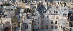 amazing paris views from the hilton