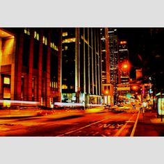 Dramatic Light at New York