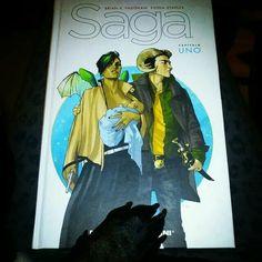 #saga #uno #cómic molón donde los haya