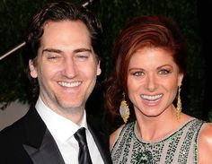 Debra messing dating co star #1
