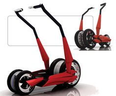 After seeing some totally unsatisfactory uses of the Segway, I have built up a bad taste for the user base of the personal transport device (with the excep