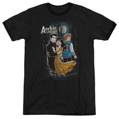 "Checkout our #LicensedGear products FREE SHIPPING + 10% OFF Coupon Code ""Official"" Archie Comics / Cover #146 - Adult Heather Ringer - Archie Comics / Cover #146 - Adult Heather Ringer - Price: $34.99. Buy now at https://officiallylicensedgear.com/archie-comics-cover-146-adult-heather-ringer"
