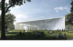 Павильон Ядерной Энергии 1 место /UNK project