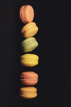 Les macarons | Le Panier, Seattle WA  http://www.lepanier.com