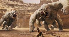 John Carter of Mars - One of the biggest movie flops in recent cinematic history