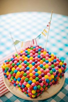 Tarta de cumpleaños express | DecoPeques -Decoración infantil, Bebés y Niños