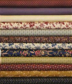 Windham Fabrics First Ladies Fat Quarters 12 pcs