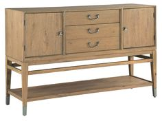 Avery Park Server | Hekman Furniture | Home Gallery Stores