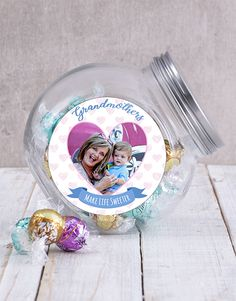 Pink Happy Birthday, Happy Birthday Candles, Grandparents Day Gifts, Grandpa Gifts, Heart Balloons, Helium Balloons, Coconut Truffles, Lucky To Have You, Tears Of Joy