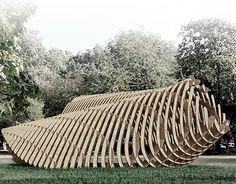 """Triumph Pavilion 2015 """"Sky Pavilion"""" Pavilion, Creative Design, Sky, Architecture, Outdoor Decor, Dreams, Heaven, Arquitetura, Heavens"""